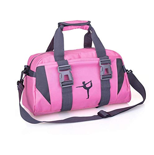 Small/Large Dance Duffle Bag For Girls Sport Gym Bags For Women Yoga Bag Overnight Bags For Girls Weekend Bags
