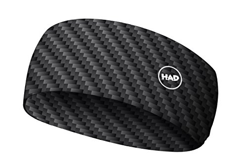 Had Coolmax Hadband/one Size Stirnband, Carbon Reflective 3M, Einheitsgröße