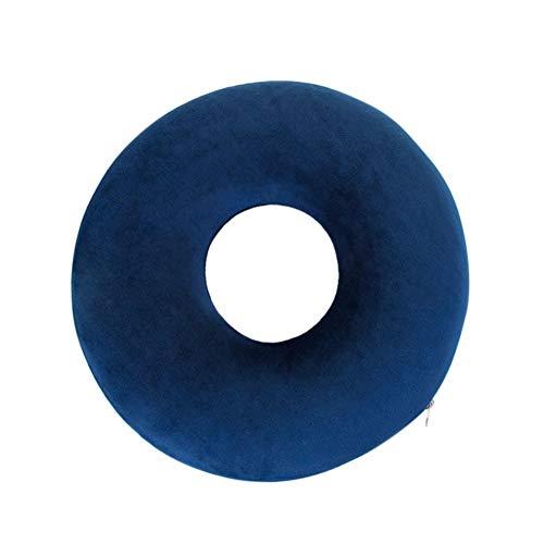 EFINNY Donut Sitzkissen Ring Memory Foam Memory Foam Kissen Schmerzlinderung bei Hämorrhoiden, Steißbeinschmerzen