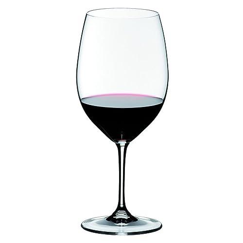 4249a9af102a Riedel VINUM Bordeaux Merlot Cabernet Wine Glasses