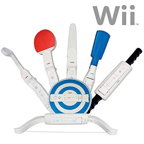 Trade Shop Traesio Sport Motion 9 Accessori per Giochi Sportivi per Nintendo Wii Sport Resort