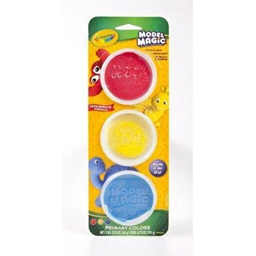 Price comparison product image Crayola Model Magic,  Modeling Clay Alternative,  Primary Colors,  Gift