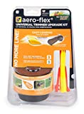 Aero-Flex Universal Replacement kit for Gas & Battery Trimmers New and Improved Model - No More Lines or Strings - #1 Option for Durability When Cutting Grass