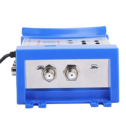 01 Modulador portátil, convertidor de AV a RF Plug and Play, Entrada HDMI/AV Salida PAL Ligera para AV a RF Convertir TV