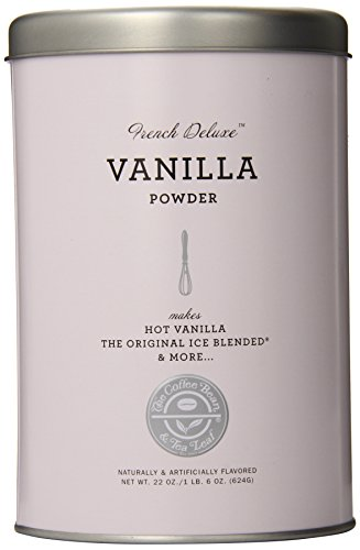 Coffee Bean & Tea Leaf Vanilla Powder, 22 Ounce