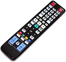 General Replacement Remote Control Fit for Samsung BD-D5100/ZA BD-D5300/ZA BD Blu-Ray DVD Player