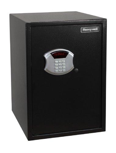 Honeywell Safes & Door Locks 5107 Large Steel Security Safe HONEYWELL-5107 Large, 2.87-Cubic Feet,...