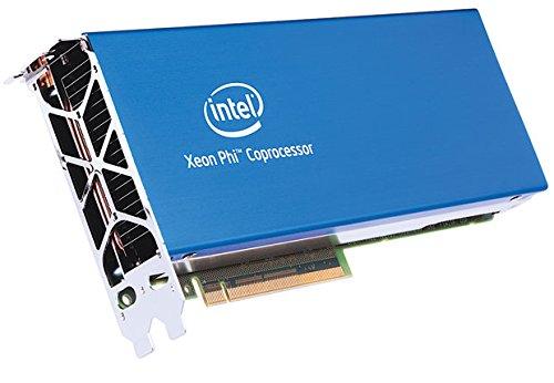INTEL XEON Phi Coprocessor SC7120D 1,25GHz 16GB Ca