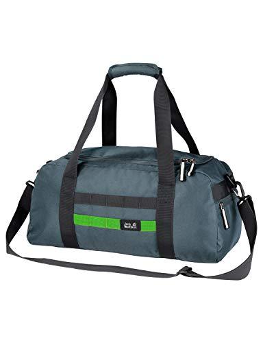 Jack Wolfskin Unisex– Kinder TRT School Bag Sport-und Reisetasche, Storm Grey, ONE Size