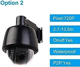 Surveillance Recorder 1080P WiFi IP Camera Outdoor Hd 5X Zoom Intelligent Wireless IP Camera Audio Home Security Surveilla...