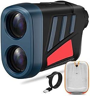 $134 » DT600 Golf Rangefinder with Slope Measurement 600M Rangefinder Monocular Rangefinder 6 Times Magnification