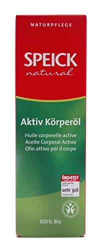 Speick Natural Körperöl im Spender, 5er Pack 5x100ml