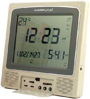 Digital Azan Orologio (ha 4009) AC 04