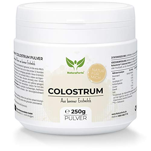 NaturaForte Colostrum-Pulver 250g Bild