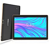 LNMBBS Tablette Tactile 10 Pouces - Android 9.0 , 64Go, 4Go de RAM, 3G Doule SIM, WiFi/Bluetooth/GPS/OTG(Noir)
