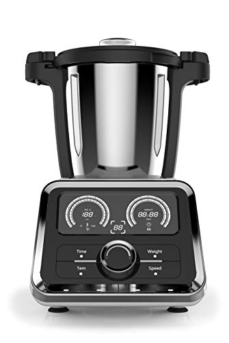 EZIchef Mixeo - Robot cuiseur multifonctions - 2L - Balance...