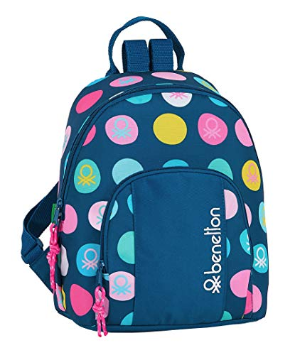 Safta 612050846 Mini Mochila Benetton