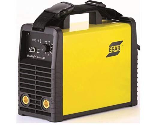 ESAB Buddy™ Arc 180 Elektrodenschweißgerät, max.180A, Elektroden-/WIG-Schweißen