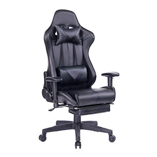 Blue Whale Gaming Computer Chair
