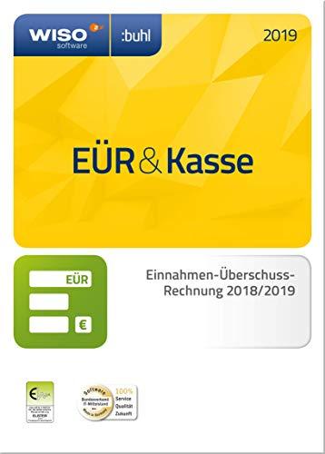 WISO EÜR & Kasse 2019: Für die Einnahmen-Überschuss-Rechnung 2018/2019 inkl. Gewerbe- und Umsatzsteuererklärung | PC | PC Aktivierungscode per Email