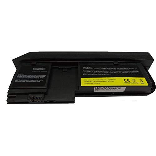 onlyguo 11.1V 7800MAH 45N1079 0A36285 0A36286 42T4877 45N1076 45N1077 45N1078 Batería de Repuesto para Lenovo ThinkPad Tablet X220 X220i X220t X230 X230i X230t