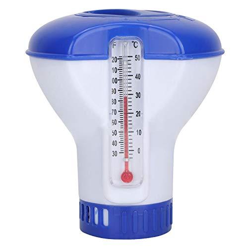Dosierschwimmer Thermometer Genau
