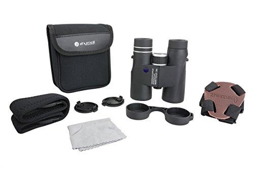 Zhumell 10x42 Signature Waterproof Binoculars, Black