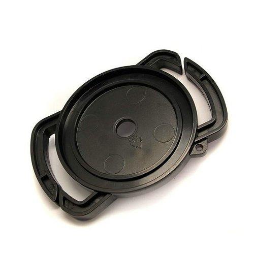 First2savvv JT0103 Universal-72mm /77mm / 82mm Kamera-Objektivdeckel-Halter Schnalle für SAMSUNG Canon Nikon Sony Panasonic Fujifilm Olympus Pentax Sigma DSLR/SLR + UV Filter lens Tasche
