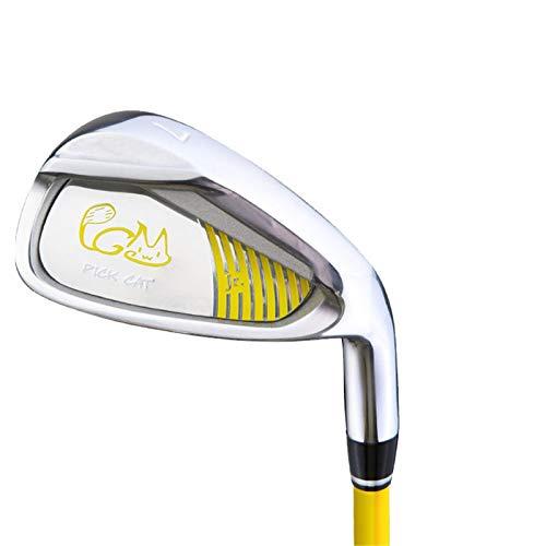 inChengGouFouX Außergewöhnliche Darbietung Golfausrüstung Edelstahl rechter Hand Golf Keil Niedriger Schwerpunkt Praktische Golfschläger (Farbe : Silver, Size : One Size)