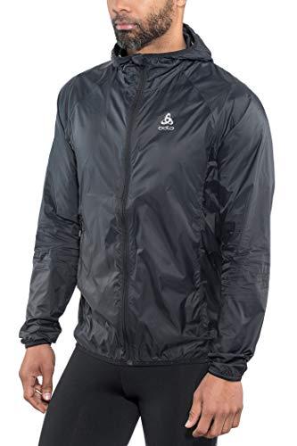 Odlo Herren Jacke Jacket WISP, black, L, 527422