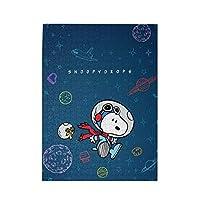 BelleE スヌーピー Snoopy パズル 500ピース 木製パズル 人気アニメ 遊び 雰囲気 減圧 大人用 7歳以上子供用 木製 チャレンジングファミリーゲーム