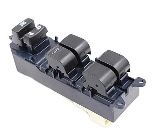 zhuzhu Control del Interruptor de la Ventana eléctrica 84820-06100 FIT para Toyota Corolla Camry Yaris RAV 4