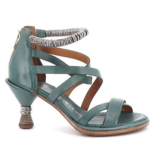 A.S.98 Zapato con Tacco Sound A01005-302 Caraibi Airstep as98