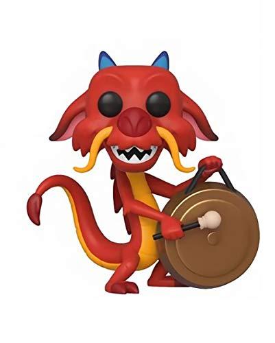 Horror-Shop Personaje De Vinilo Disney Mulan Mushu Funko Pop!