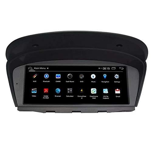 TOPNAVI Android 4.4.4 8.8 Unidad Principal de la Cabeza para BMW E60 E61 M5 E63 E64 M6 E90 E91 E92 E93 M3 2001 2002 2003 2004 GPS Navi Radio estéreo WiFi 3G RDS Bluetooth