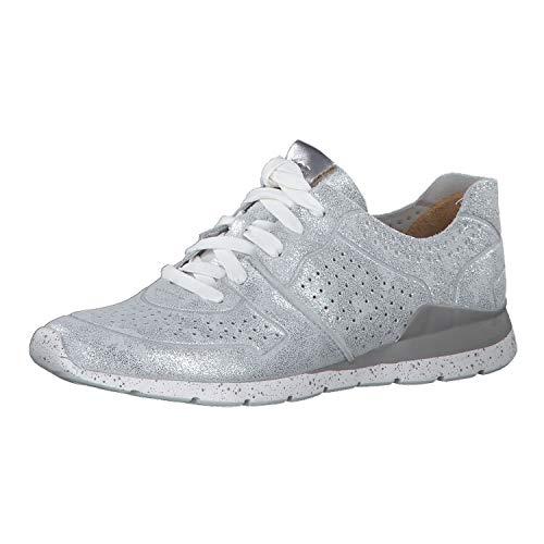UGG Tye Stardust, Zapato Mujer, Plata, 39 EU