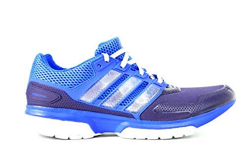 Adidas Response 2 Techfit M, Herren Laufschuhe, Männer Joggingschuhe, Blau EU 50 2/3