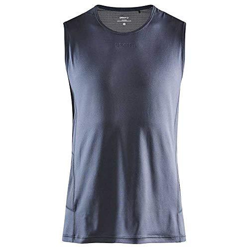Craft ADV Essence SL T-Shirt pour Homme Asphalt, S
