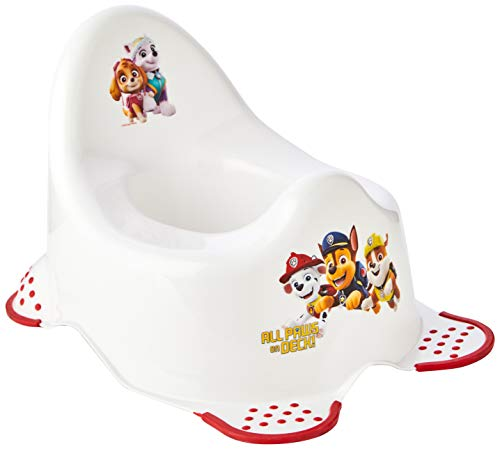 Nickelodeon Paw Patrol Steady Potty with Non Slip Feet
