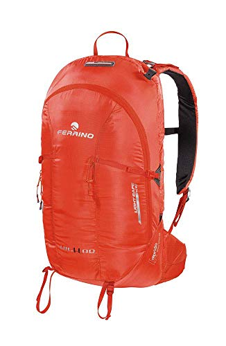 Ferrino Light Safe 20 Sac à Dos antivalanga, Orange, 20 L