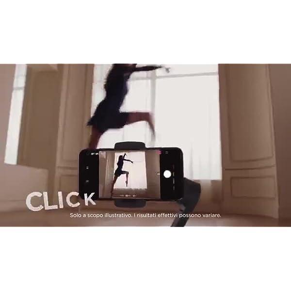 DJI Osmo Mobile 3 Prime Combo - Kit Stabilizzatore Gimbal a 3 Assi con Care Refresh, Compatibile con iPhone e Android Smartphone, Design Portatile, Scatto Stabile, Controllo Intelligente con Treppiede 7 spesavip