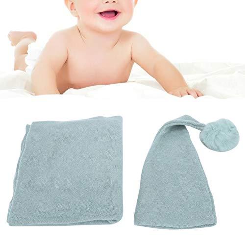 Ropa de fotografía para bebés, elegante y agradable a la piel, exquisita mano de obra, sombreros para bebés recién nacidos, colores brillantes para bebés pequeños(Photography clothing)