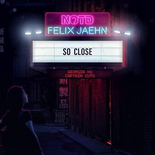 NOTD, Felix Jaehn & Captain Cuts feat. Georgia Ku