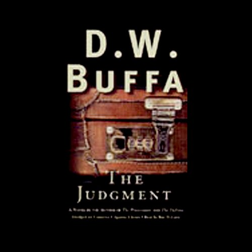 The Judgment audiobook cover art