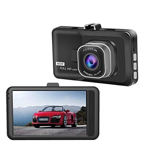 Fintass UHD Auto Rijden Recorder Camera 3 Inch Scherm Display 1080P Wide Hoek Lens Nigh Vision Parking Monitor Loop Recorder
