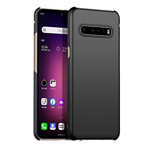Kqimi Hülle für LG V60 ThinQ, Superdünne Leichte Matte Handyhülle Einfache Stoßfeste Kratzfeste Ganzkörper Hülle kompatibel mit LG V60 ThinQ(6.8