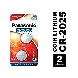 Panasonic 403 Lithium Knopfzellen Batterie CR 2025