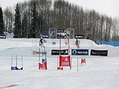 What is the World Pro Ski Tour?