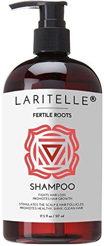 Laritelle Organic Shampoo Fertile Roots 17.5 oz