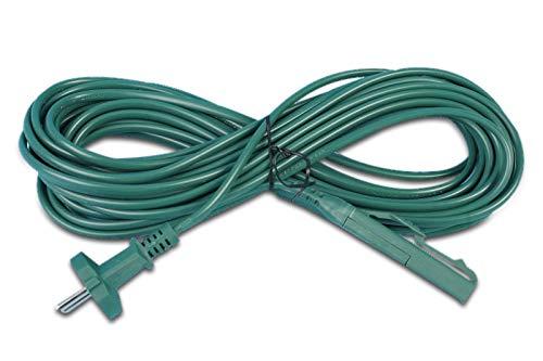 Kabel Stromkabel Anschlussleitung passend für Vorwerk Kobold VK 140 Staubsauger - Länge 10m